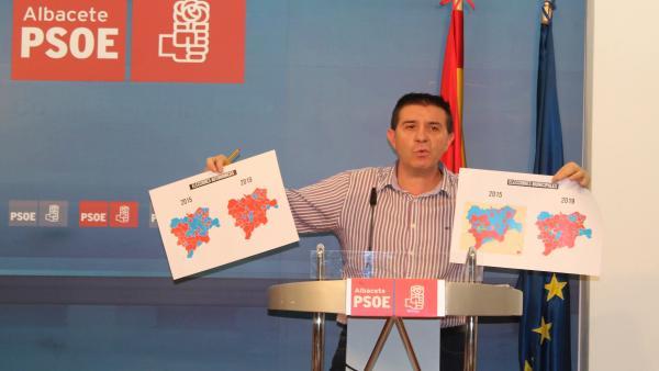 PSOE Albacete ratifica que Cabañero siga como presidente de Diputación y tendrá como socio preferente a Unidas Podemos