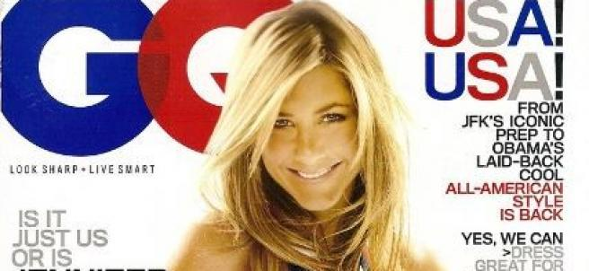 Portada de Jennifer Aniston