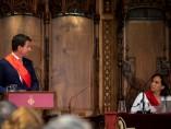 Manuel Valls y Ada Colau