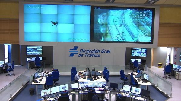 Tráfico.- Andalucía cierra el fin de semana sin fallecidos en accidentes de tráfico en sus carreteras