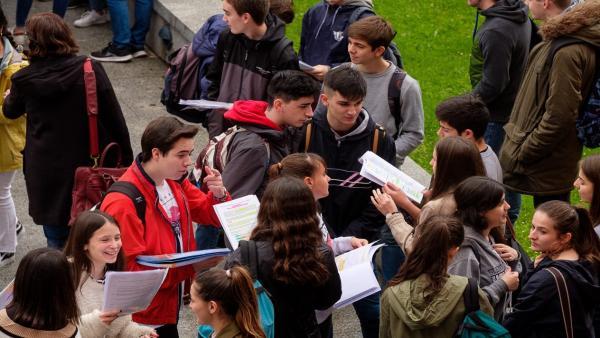 El 6,9% de los estudiantes andaluces recibió en el curso 2017-2018 apoyo educativo al tener alguna necesidad específica