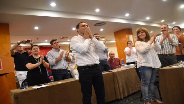 PSOE Cuenca decide que el alcalde de Almonacid del Marquesado, Álvaro Martínez Chana, sea presidente de la Diputación