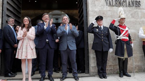 "Ximo Puig: ""La solución al problema valenciano es inaplazable e imprescindible"""