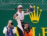Fernando Alonso, campeón en Le Mans
