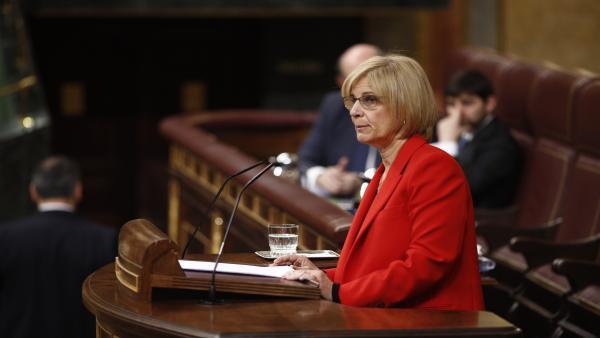 Sesión Plenaria  nº 173 en el Congreso de los Diputados en la que se tratan enmiendas al Senado