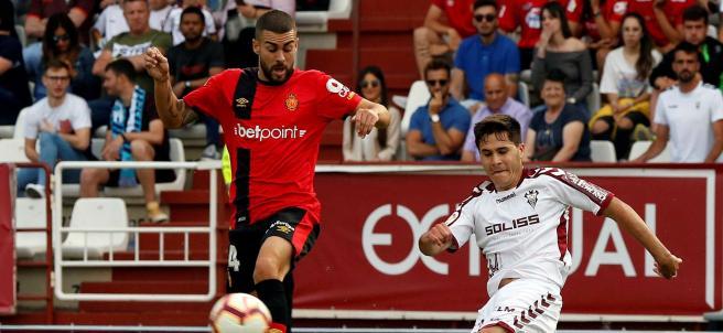 El Mallorca resiste en Albacete