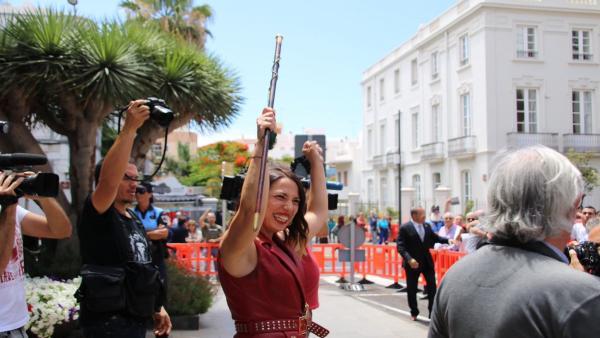 AMP.- Patricia Hernández (PSOE) es elegida alcaldesa de Santa Cruz de Tenerife y pone fin a 40 años de gobierno de CC
