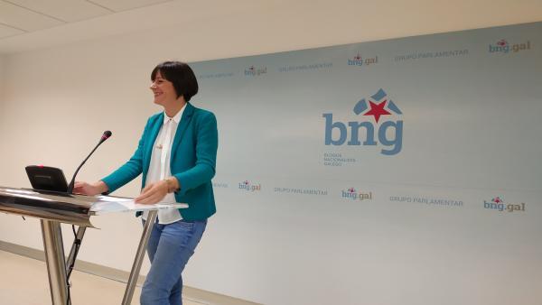 El BNG culpa a Feijóo de la 'crisis industrial' gallega y de su 'incapacidad' de poner fin al 'expolio energético'