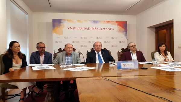 Teatro y música se dan cita durante julio en el '(F)Estival' de la Universidad de Salamanca