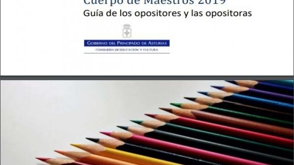 Educación ya tiene 'todo dispuesto' para las oposiciones de maestro a las que optan 6.000 asturianos