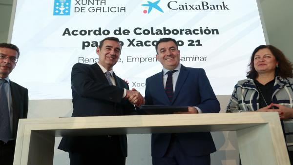 Xacobeo.- CaixaBank y la Xunta potencian el sector turístico con 1.000 millones de euros para preparar el Xacobeo 2021