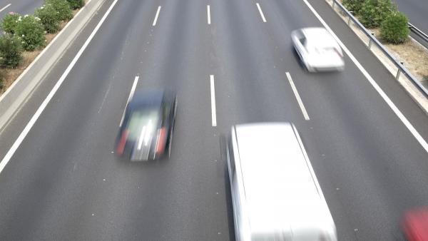 Tráfico.- Nueve heridos leves y uno grave en los siete accidentes registrados este fin de semana en Castilla-La Mancha