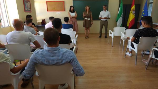 Córdoba.-Educación.-Una decena de menores del Centro de Internamiento Medina Azahara logran el título de graduado en ESO
