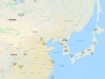 """Una """"explosión sospechosa"""" cerca de la frontera entre China y Corea del Norte causa un terremoto 980109-406-304"""