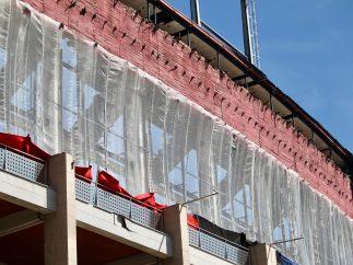 Cambio de sede del Atlético