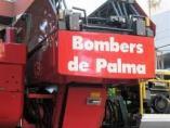 Baleares.- Extinguen un pequeño incendio en el Hospital General de Palma