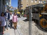 Santoña.- La renovación del saneamiento acabará en octubre tras una inversión de más de 172.000 euros