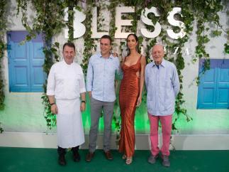 Más de 700 personas asisten a la inauguración de Bless Hotel Ibiza