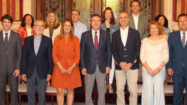 Equipo de Gobierno del Ayuntamiento de Sevilla