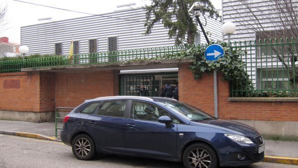 Comisaría CNP de Delicias