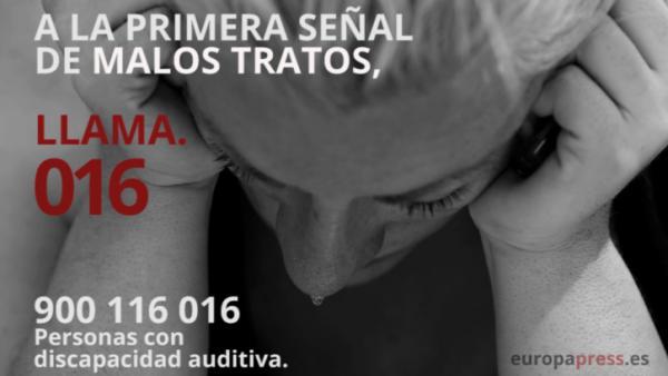 Las víctimas de violencia de género crecen en 2018 un 10,7% en C-LM al registrar 1.667