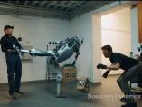 Un falso robot generado por captura de movimientos se rebela contra los humanos