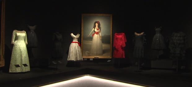 Balenciaga: las puntadas con más arte de la historia de la moda