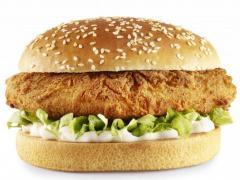 La 'Imposter Burger' de KFC