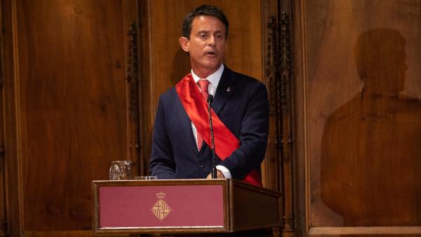Cs arremete contra la 'forma de obrar' de Valls: 'No tuvo en absoluto en cuenta