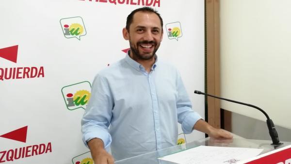 Córdoba.- 26M.- IU se presenta como 'garantía de gobiernos de izquierdas' y 'freno de las posiciones neofascistas'
