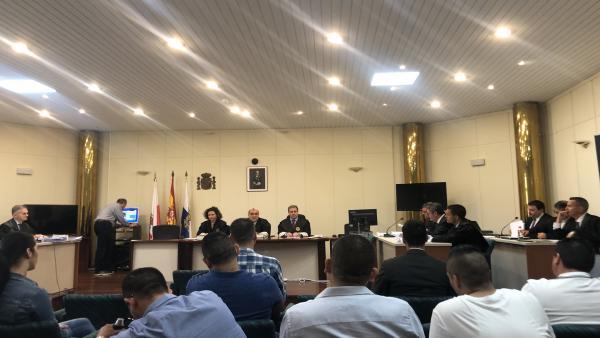 Suspendido el juicio contra los 14 acusados de distribuir cocaína en Santander por la ausencia de una de las abogadas