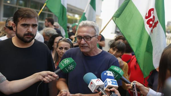 Sevilla.- Tribunales.- SAT defiende que ejerció 'pacíficamente' su derecho a huelga en el piquete informativo de 2008