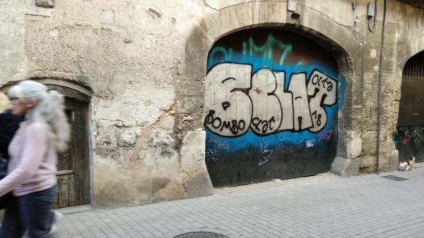 ARCA pide reuniones con el equipo de gobierno en Cort para gestionar un Plan contra las Pintadas Vandálicas en Palma