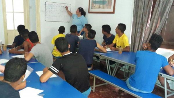 La Consejería de Igualdad suma 1.200 plazas a la red de centros de menores extranjeros no acompañados