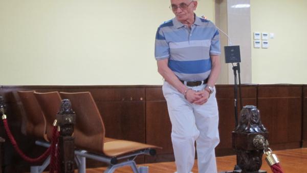 Jaén.- Tribunales.- Suspendido el juicio contra el anciano acusado de intentar matar a su pareja con una llave grifa