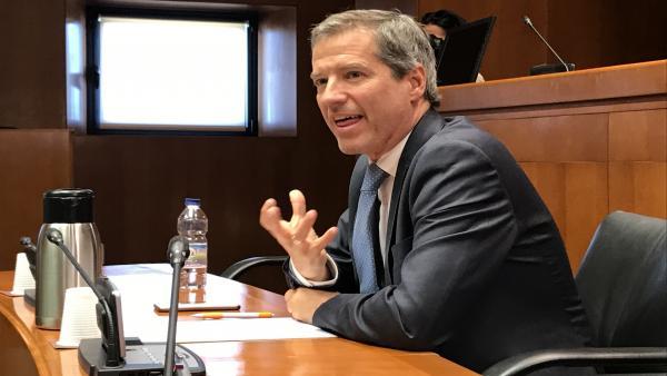 Daniel Pérez (Cs) emplaza a buscar 'la mejor solución posible' en el Ayuntamiento de Huesca 'sin apasionamientos'