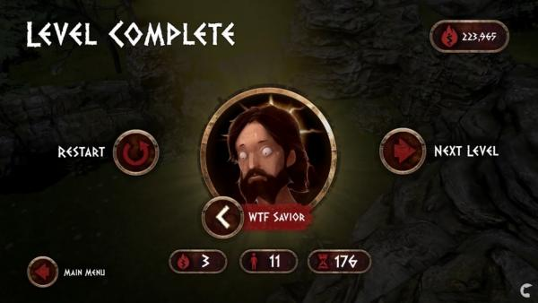 'The Savior's Gang', el videojuego para sentirte Jesús