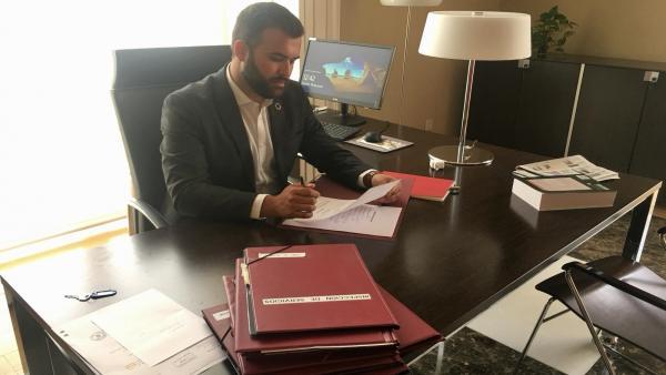 Luis Salaya configura su gobierno de Cáceres en minoría y tiende la mano a acuerdos puntuales con la oposición