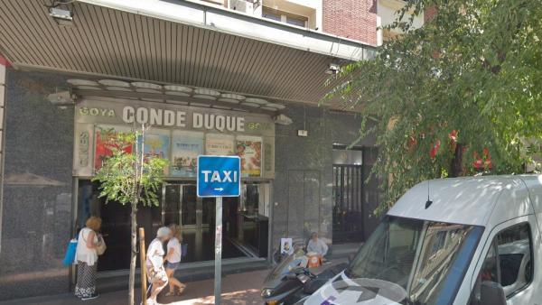 Cine Conde Duque Goya.