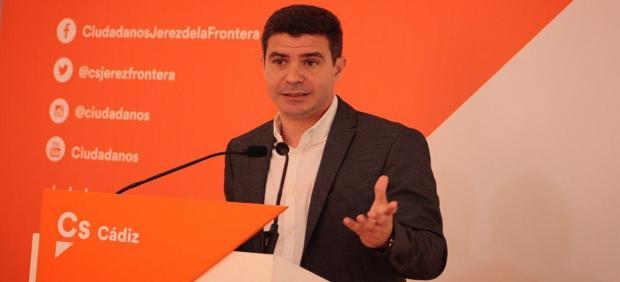 Granada.- Romero (Cs) pide a Vox que sea 'responsable' como lo han sido sus compañeros en Andalucía con los presupuestos
