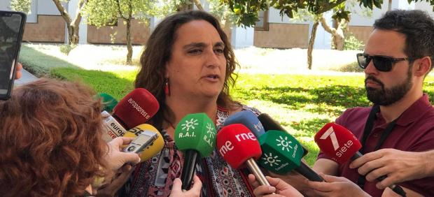 VÍDEO: Adelante anuncia enmienda a totalidad al Presupuesto y pide que Gobierno andaluz 'devuelva el proyecto a Abascal'