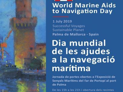 La APB organiza diversos actos con motivo del Día Mundial de las Ayudas a la Navegación Marítima