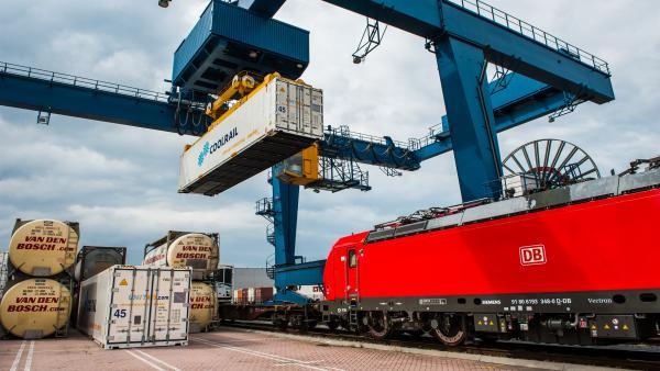 Naix CoolRail, primera connexió ferroviària per al transport de fruites i hortalisses de València al nord d'Europa