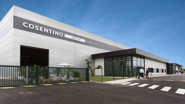 Almería.- Cosentino apuesta por el mercado francés y abre un nuevo 'Center' en Marsella