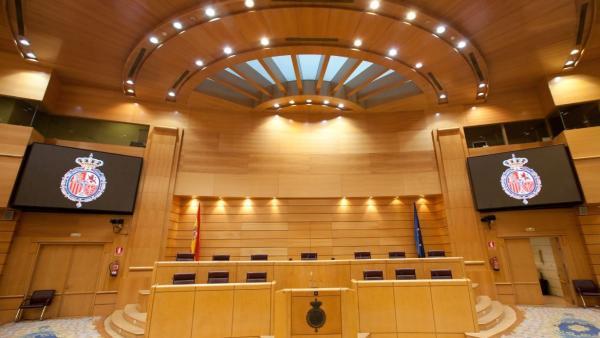 Les Corts triaran els senadors territorials en un ple el 26 de juny