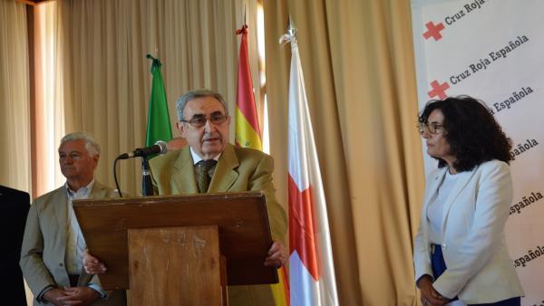 Jaén.- José Boyano afronta 'ilusionado' su tercer mandato en Cruz Roja con la mirada en las personas más vulnerables