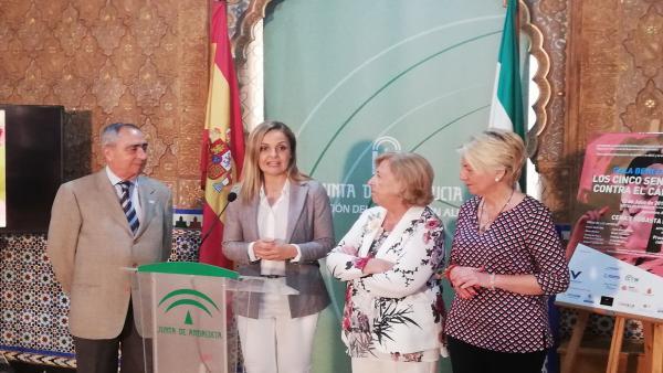 Almería.-La AECC organiza una cena benéfica con subasta de arte el próximo 12 de julio en Roquetas de Mar