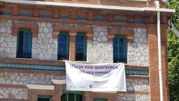 PP y Cs retiran las pancartas contra la violencia machista de los edificios municipales