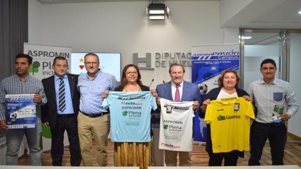 Huelva.- Punta Umbría acogerá IV Campus 'Juanma Pavón', de carácter inclusivo, entre el 24 de junio y el 5 de julio