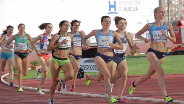 Huelva.- El Estadio Iberoamericano de Atletismo se prepara para un Meeting de 'muy alto nivel' con más de 200 atletas